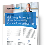 ERP Connector for SAP - Gain insights from your financial data