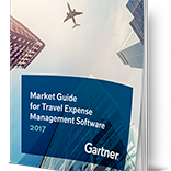 Gartner Market Guide for Travel Expense Software