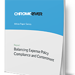 Expense Policy Compliance and Contentment