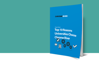 The Top 10 Reasons Universities Choose Chrome River