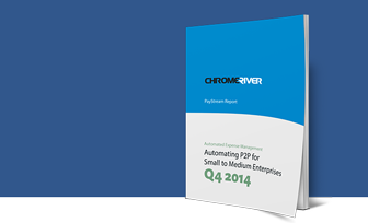 Automating P2P for Small to Medium Enterprises Q4 2014