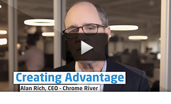 Creating Advantage - Alan Rich, CEO