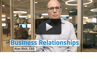 Business Relationships: Alan Rich, CEO, Chrome River