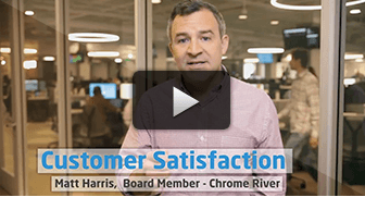 Customer Satisfaction: Matt Harris, Board Member, Chrome River