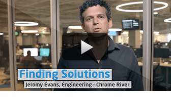 Finding Solutions: Jeromy Evans, Chrome River