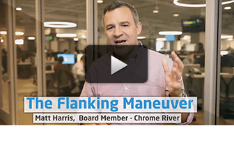 The Flanking Maneuver: Matt Harris, Board Member, Chrome River