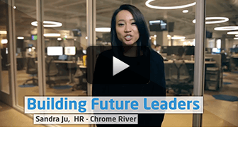 Building Future Leaders: Sandra Ju