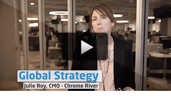 Global Strategy: Julie Roy, CMO, Chrome River