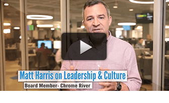Leadership and Culture: Matt Harris, Board Member, Chrome River