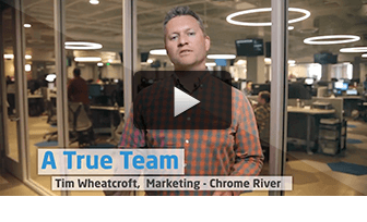 A True Team: Tim Wheatcroft, Chrome River