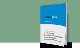 The Benefits of Single Platform Process Automation