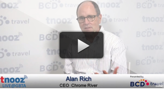Alan Rich Interviewed by tnooz at GBTA 2018