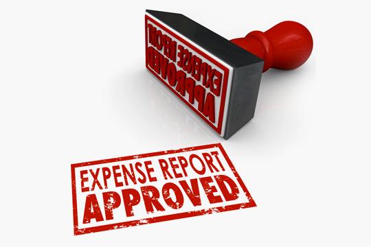 reimburse expense