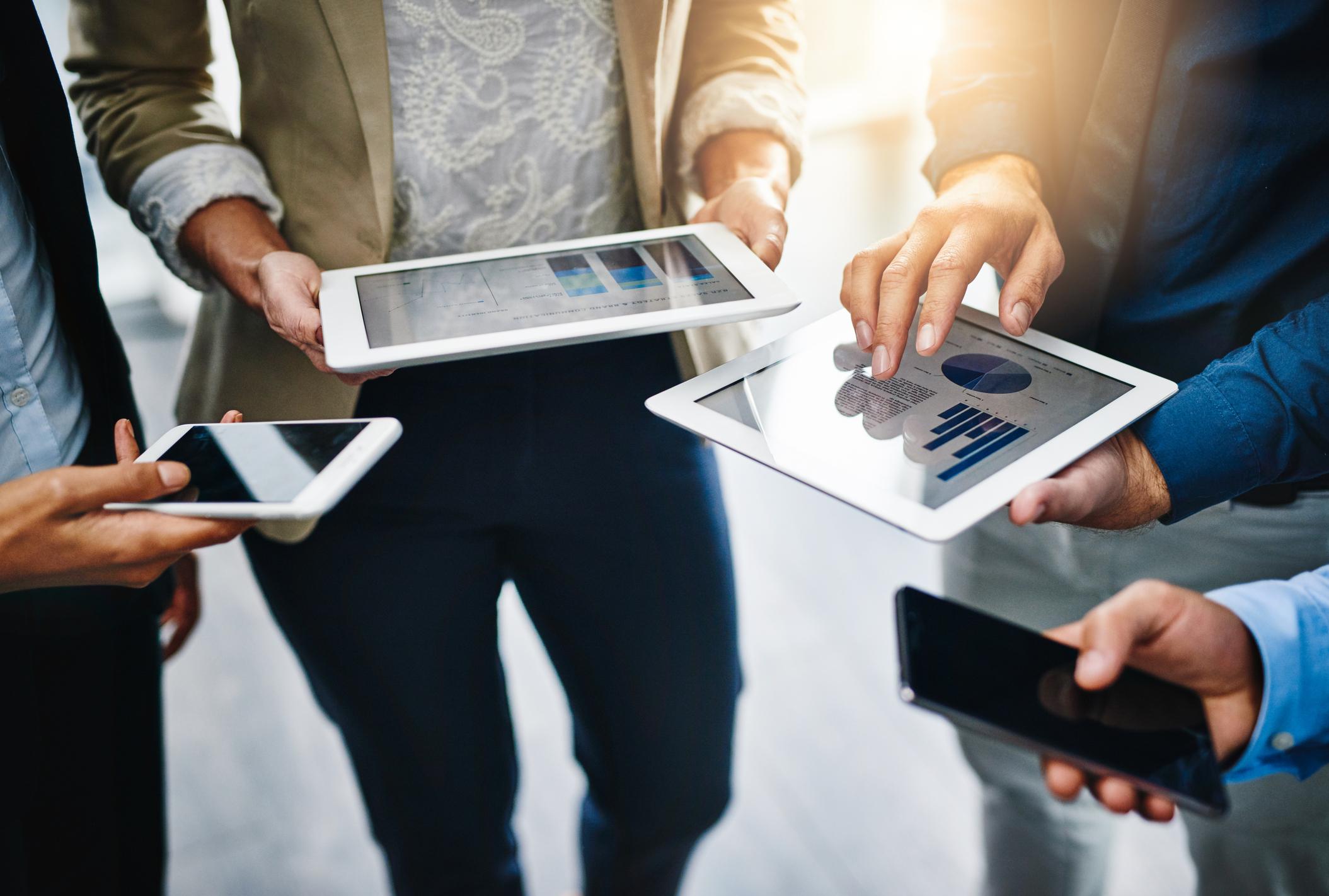 Fünf Gründe, warum Web-Apps für schnelle Rechnungsfreigaben unverzichtbar sind