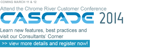 Chrome River 2014 Customer Conference, AP Automation, Expense Report Program, Expense Software